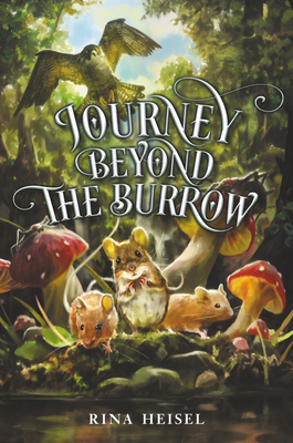 Journey Beyond the Burrow Cover Image