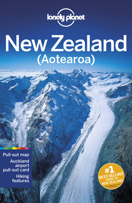 Lonely Planet New Zealand (Country Guide) Cover Image