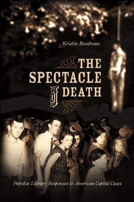 The Spectacle of Death Cover