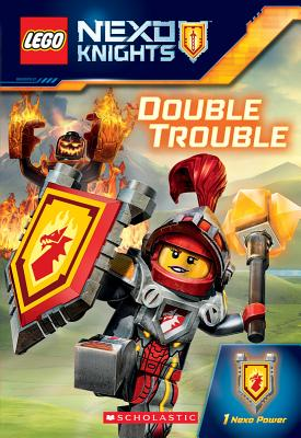 Double Trouble (LEGO NEXO Knights: Chapter Book) Cover Image