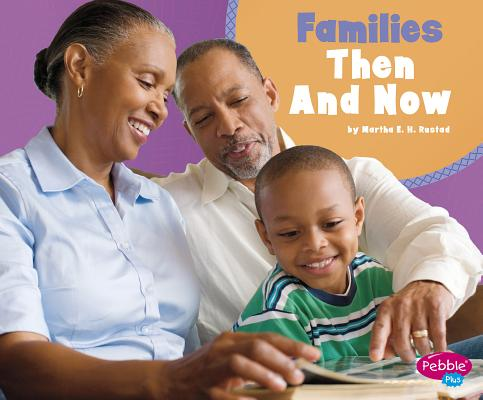 Families Then and Now Cover Image