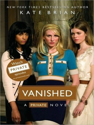 Cover for Vanished (Private)