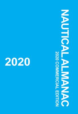 2020 Nautical Almanac Cover Image