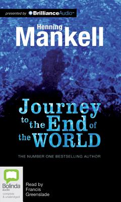 Journey to the End of the World Cover Image