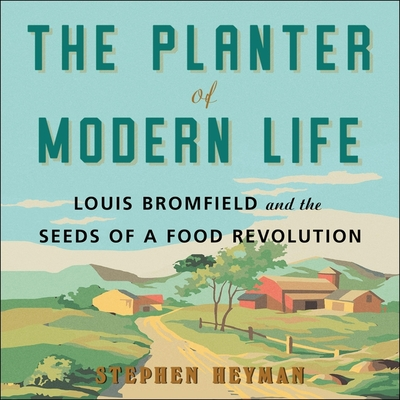 Cover for The Planter of Modern Life