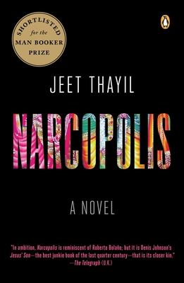 Narcopolis: A Novel Cover Image