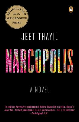 Narcopolis Cover