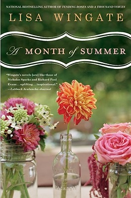 Cover for A Month of Summer (Blue Sky Hill Series #1)