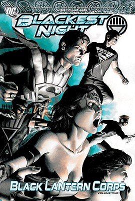 Black Lantern Corps, Volume Two Cover
