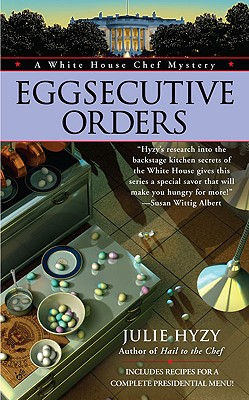 Eggsecutive Orders Cover