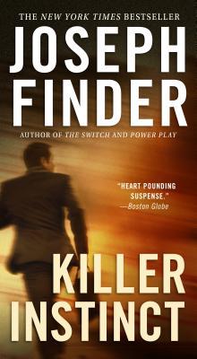 Killer Instinct: A Novel Cover Image