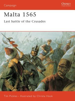 Malta 1565 Cover