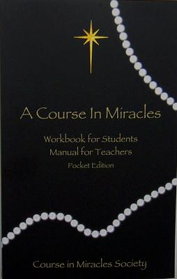 Course in Miracles: Pocket Edition Workbook & Manual Cover Image