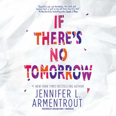 If There's No Tomorrow Lib/E Cover Image