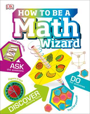 How to Be a Math Wizard (Careers for Kids) Cover Image