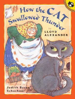 How the Cat Swallowed Thunder Cover Image