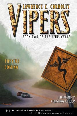 Vipers (Veins Cycle) Cover Image