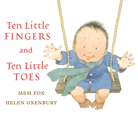 Ten Little Fingers and Ten Little Toes Cover