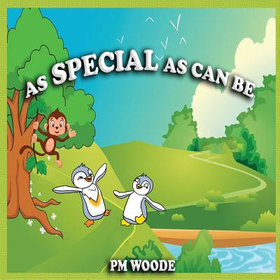 Cover for As Special as Can Be
