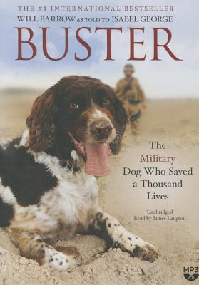 Buster: The Military Dog Who Saved a Thousand Lives Cover Image