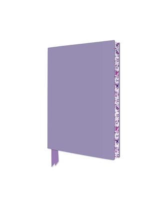 Lilac Artisan Pocket Journal (Flame Tree Journals) (Artisan Pocket Journals) Cover Image