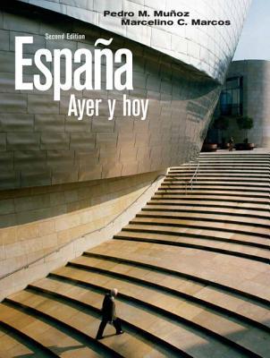 España Ayer Y Hoy Cover Image