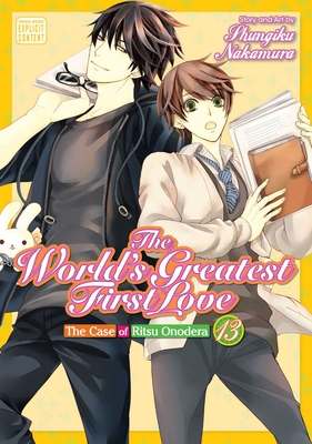 Cover for The World's Greatest First Love, Vol. 13 (The World's Greatest First Love #13)