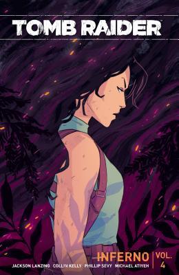 Tomb Raider Volume 4: Inferno Cover Image