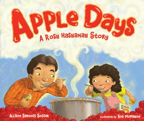 Apple Days: A Rosh Hashanah Story Cover Image