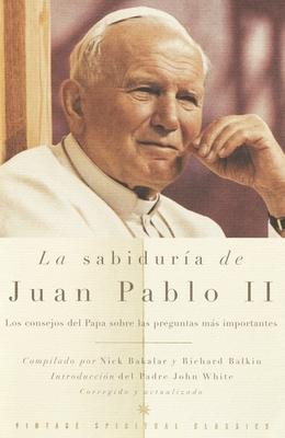 La Sabiduria de Juan Pablo II Cover