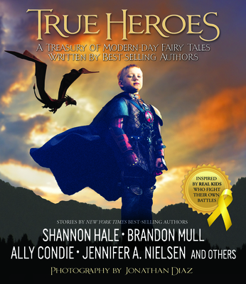 Cover for True Heroes