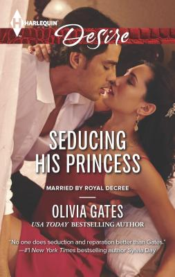 Seducing His Princess Cover