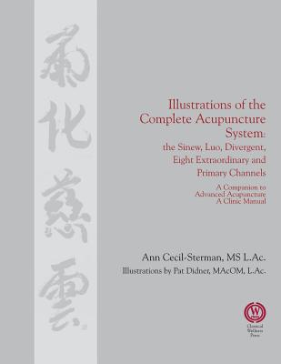 Illustrations of the Complete Acupuncture System: The Sinew, Luo, Divergent, Eight Extraordinary, Primary Channels and All Their Branches Cover Image