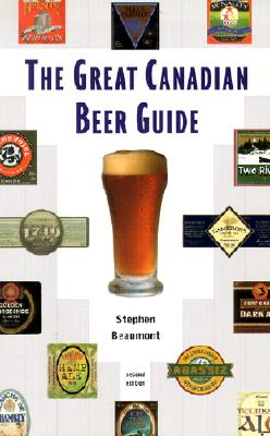 The Great Canadian Beer Guide Cover Image