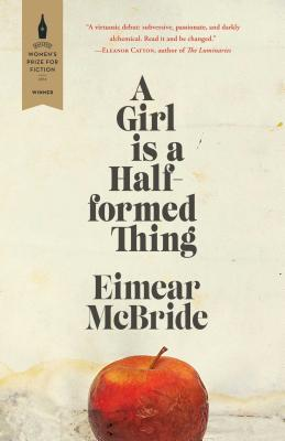 Cover for A Girl Is a Half-Formed Thing