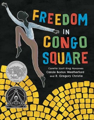 Freedom in Congo Square Cover