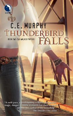 Thunderbird Falls Cover