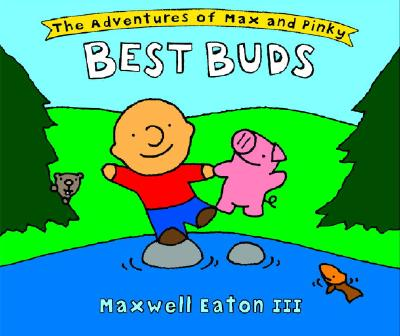 Adventures of Max and Pinky Best Buds Cover