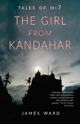The Girl from Kandahar Cover Image