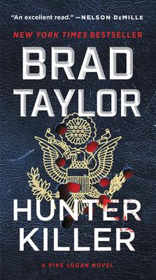 Hunter Killer: A Pike Logan Novel Cover Image