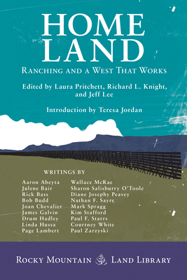 Home Land: Ranching and A West That Works cover