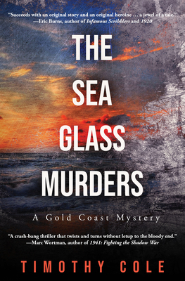 The Sea Glass Murders Cover Image