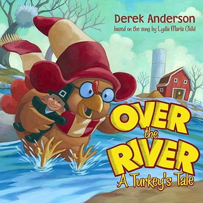 Cover for Over the River