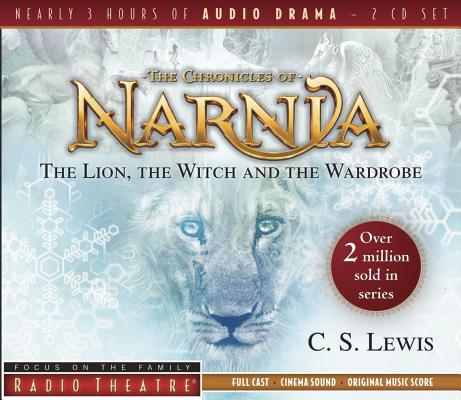 Cover for The Lion, the Witch, and the Wardrobe
