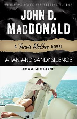 A Tan and Sandy Silence: A Travis McGee Novel Cover Image