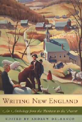 Writing New England Cover