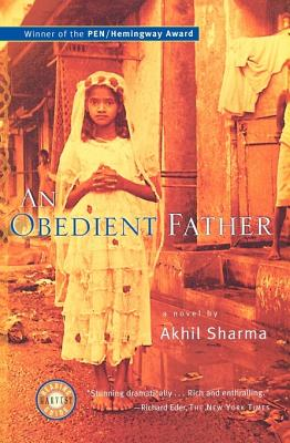 An Obedient Father Cover