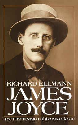 James Joyce, Revised Edition Cover