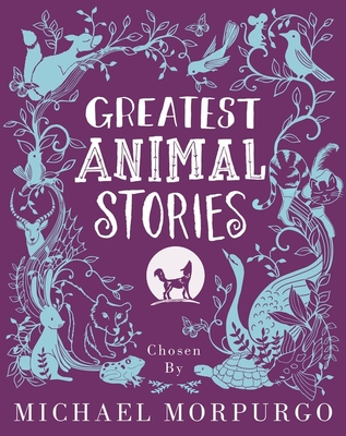 Greatest Animal Stories Cover Image
