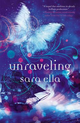 Unraveling (Unblemished Trilogy #2) Cover Image